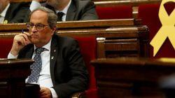 Torra dice que un estado catalán hubiera respondido más rápido a la