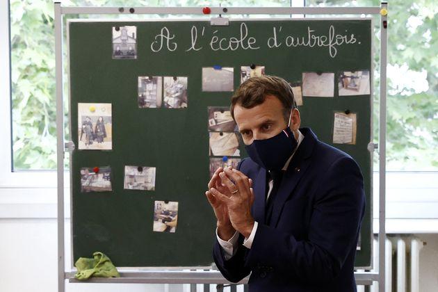 La Francia arranca sulla fase 2, Macron pensa già alla sua fase