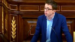 El reproche de Errejón a Pablo Casado tras el
