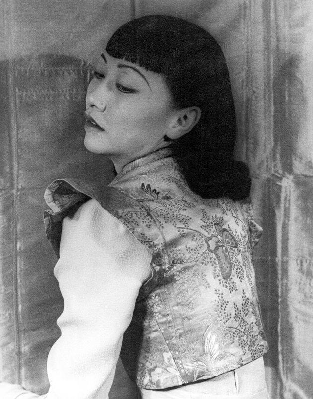 A Anna May Wong
