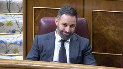 Pedro Sánchez, a Santiago Abascal: