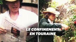 Confiné en Touraine, Mick Jagger s'occupe de ses brebis et cultive son