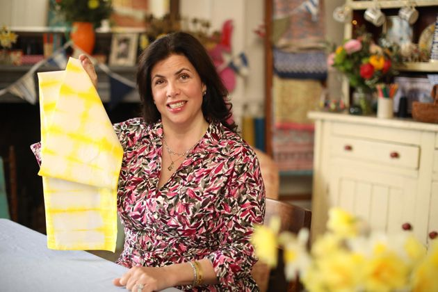 Kirstie Allsopp presents her new series Keep Crafting And Carry On from her