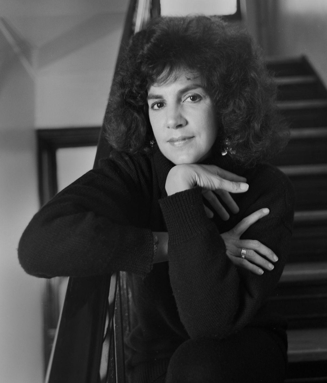 Mercedes Ruehl in 1984.