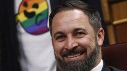 Abascal se erige en defensor de los derechos de los homosexuales: 12 ejemplos que le dejan como un