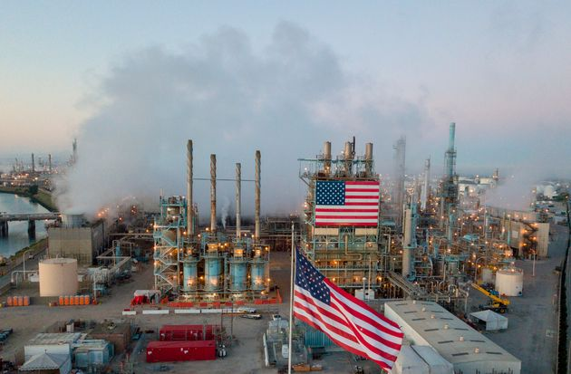 Marathon Petroleum Corp.'s Los Angeles Refinery in Carson,