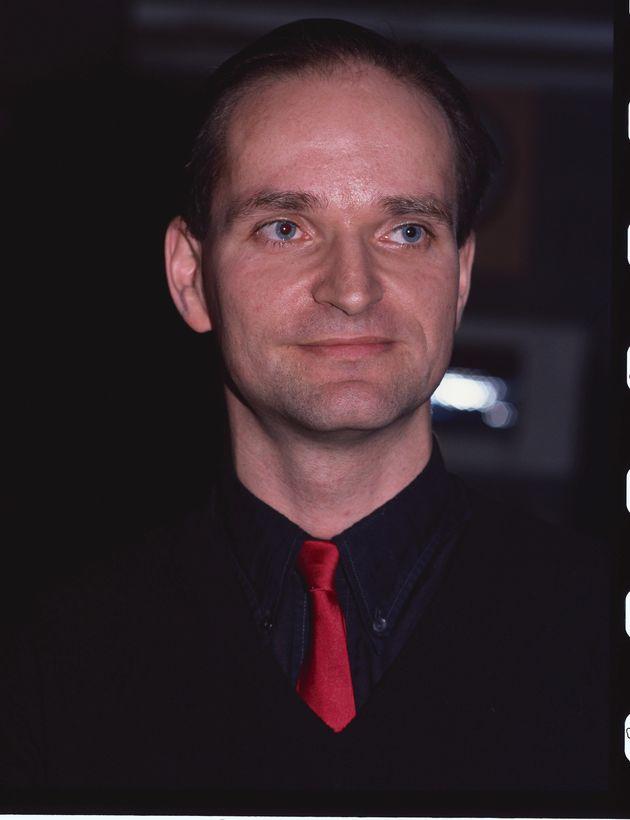 Kraftwerk band member Florian Schneider has