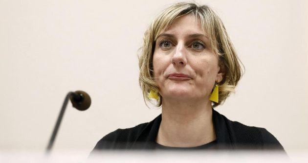 Alba Vergés, consejera de Salud de la