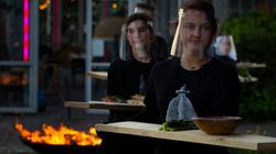 To εστιατόριο που βρήκε τρόπο να λειτουργεί τηρώντας αποστάσεις εν μέσω