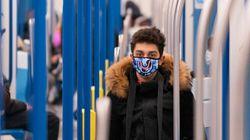 Doit-on rendre obligatoire le port du masque dans le métro et les