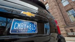 Doug Ford Scraps Blue Ontario Licence Plates After