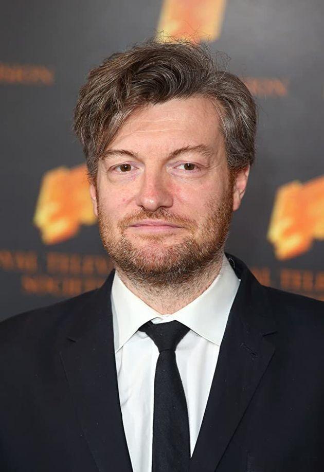 O roteirista e criador da série