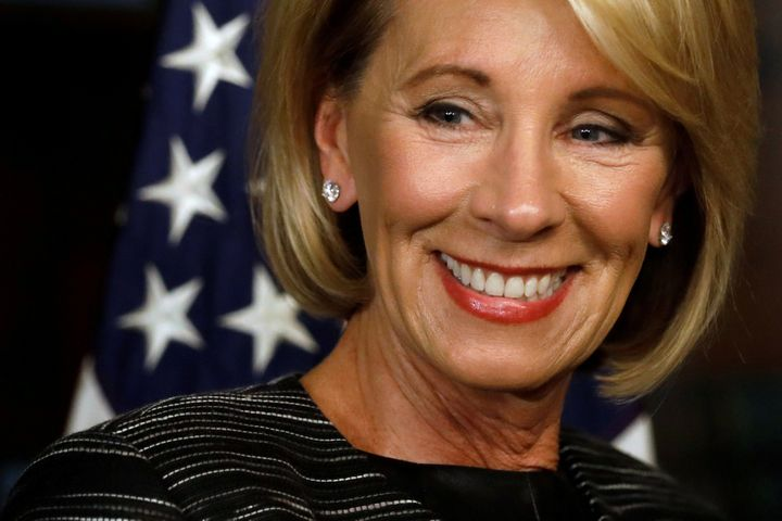 Education Secretary Betsy DeVos's new Title IX guidelines make it harder to report sexual assault and to get justice.