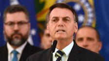 Bolsonaro Marches Brazil Toward A Political Crisis As Pandemic Explodes