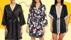 The 25 Best Robes To Feel Fancy AF When Lounging
