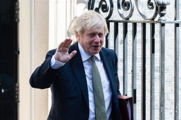 El primer ministro británico, Boris