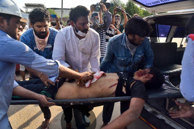 Ινδία: Πολλοί νεκροί, περισσότεροι από 1.000 τραυματίες από διαρροή σε χημικό