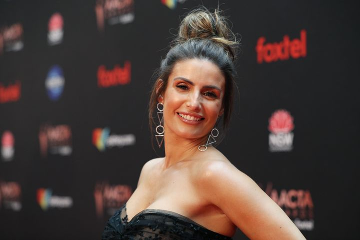 'Home and Away' actress Ada Nicodemou