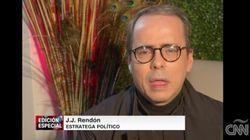 Un asesor de Guaidó admite que firmó un contrato y pagó por un ataque a