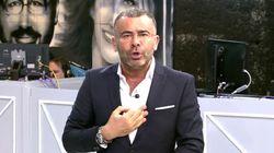 Jorge Javier reacciona con sarcasmo a las comentadas palabras de este líder