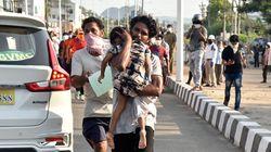 LG화학 인도 공장에서 가스 유출 사고로 인근 주민 최소 10명이 사망했다
