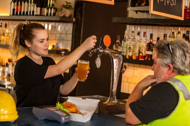 'Order A Beer And A Parmie': NT's Push To Support Coronavirus-Affected