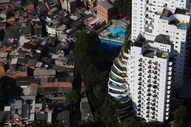 (자료사진) 상파울루, 브라질.