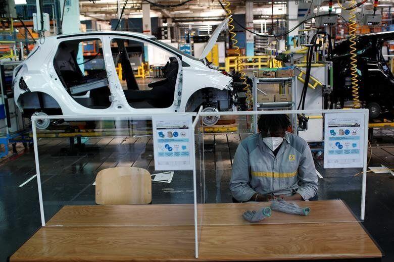 Φλιν, Γαλλία: Εργαζόμενοι...