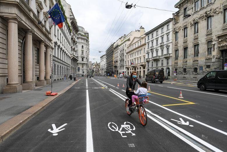 Μιλάνο, Ιταλία: Μέρος του...
