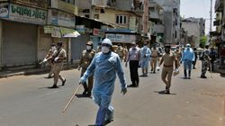 Ahmedabad Shuts Down For A Week, Paramilitary Forces