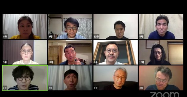 YouTube『12人の優しい日本人