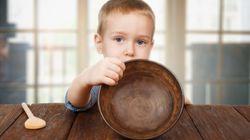 Avec le coronavirus, près d'un enfant américain sur cinq ne mange pas à sa