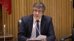 Patxi López es elegido presidente de la Comisión de Reconstrucción y lanza este advertencia a los