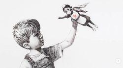El mensaje más potente de la última obra de Banksy que aplauden miles de