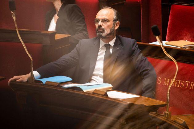 Édouard Philippe, Premier ministre, à l'Assemblée nationale le 5 mai