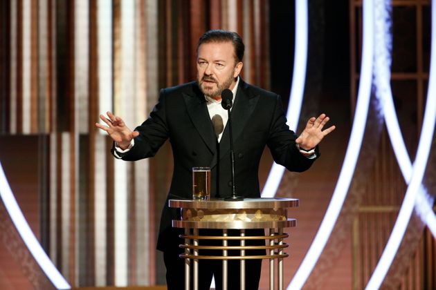 Ricky Gervais Claims Dame Judi Dench Joke Was Almost Cut From His Golden Globes Monologue