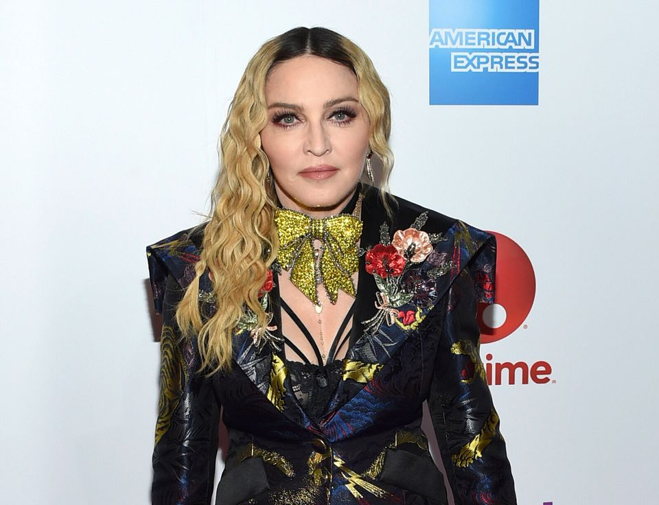 Madonna was criticised by fans for sharing a message about the perils of Covid-19 from a rose petal