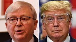 Kevin Rudd Comes Up With Biting New Way To Describe