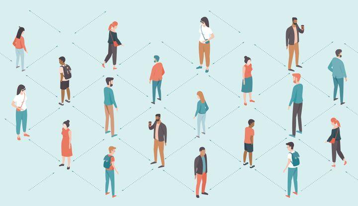 Comment nos interactions sociales vont changer avec le déconfinement