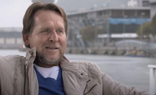 Schuster en una entrevista en
