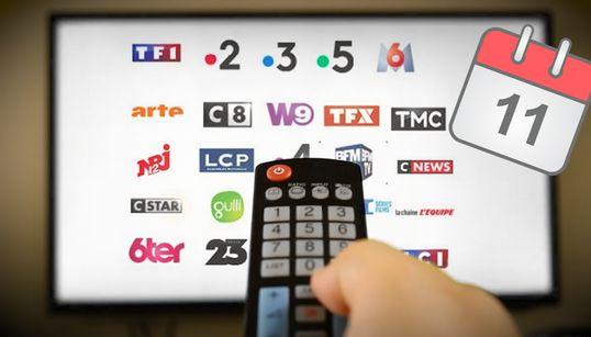 Toutes les émissions qui reviennent à la télé dès le 11