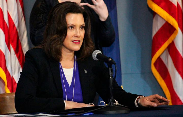 Whitmer has refused to lift her stay-at-home order, despite protests and GOP demands.