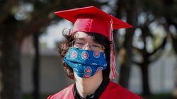 Réinventer la remise de diplôme, coronavirus