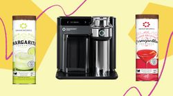 This 'Keurig For Cocktails' Is The Only Acceptable Mother's Day