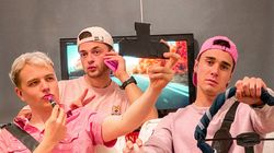 These Flatmates Have Staged A Photoshoot Every Single Day Of