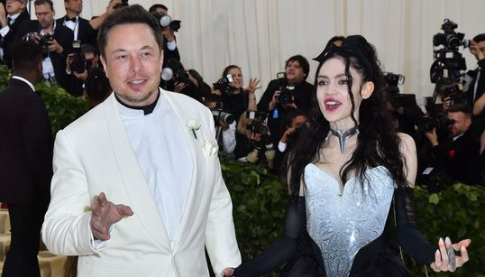 Elon Musk Isn't Allowed To Name His Baby X Æ A-12, California Officials