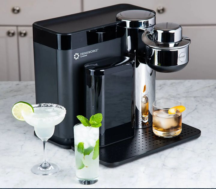 Some might say this Keurig for cocktails is the&nbsp;<i>only</i> acceptable gift for mom these days.