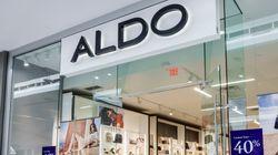 Aldo se protège de ses créanciers et annonce une