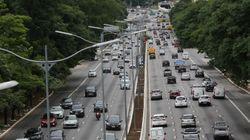 A partir desta segunda (11), São Paulo tem novo rodízio, com metade da frota circulando; Entenda como