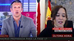 La pulla de Joaquín Prat a Díaz Ayuso: